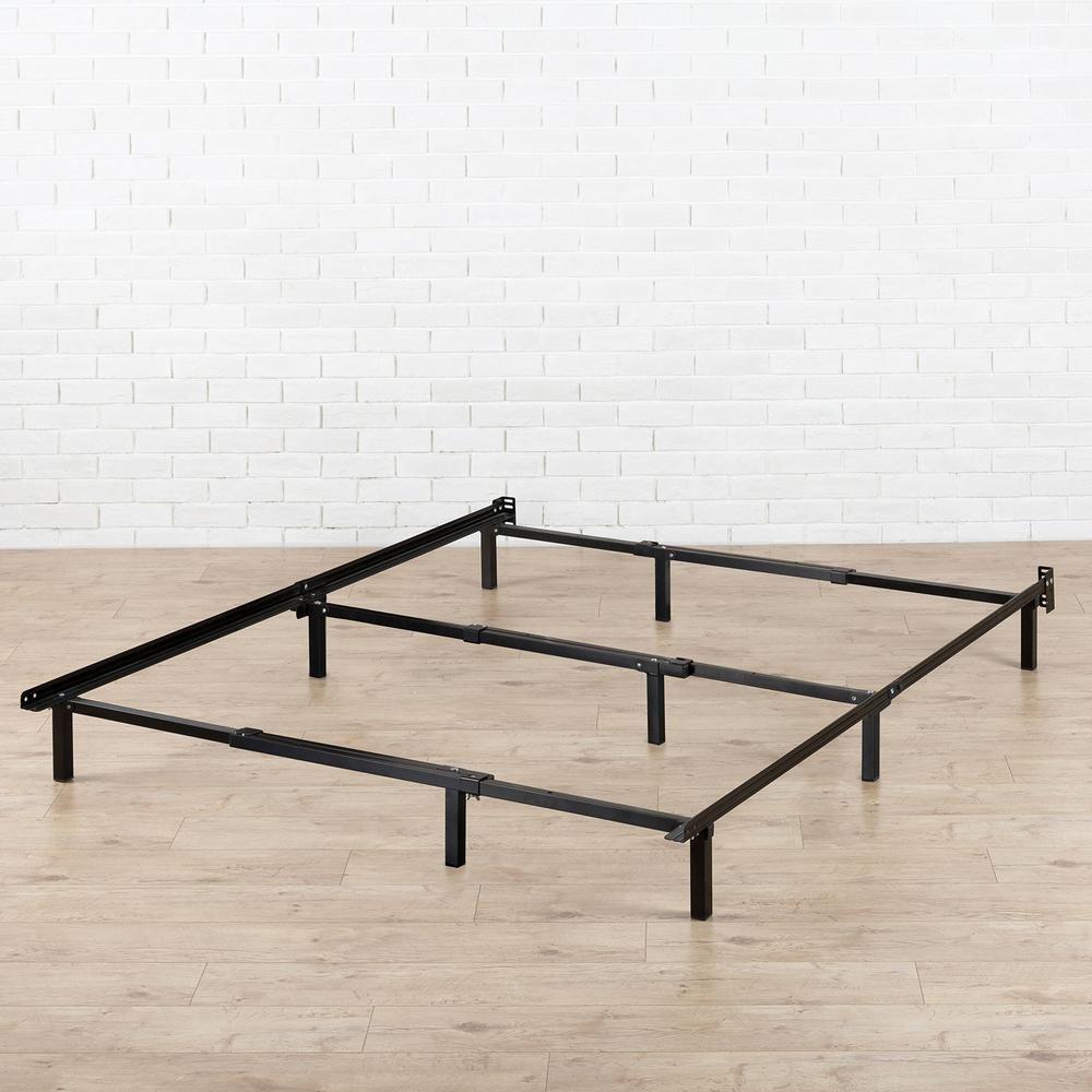 Zinus Michelle Steel Compack Bed Frame Hd Sbf 07u Adjustable Bed Frame Steel Bed Frame Adjustable Beds