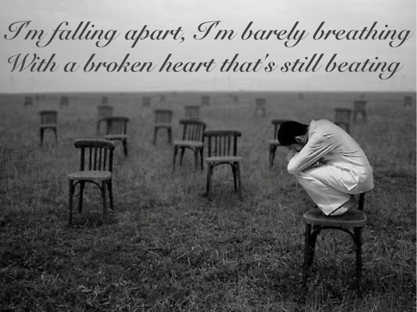 Song lyrics .....lifehouse broken | Quotes | Pinterest | Songs and ...