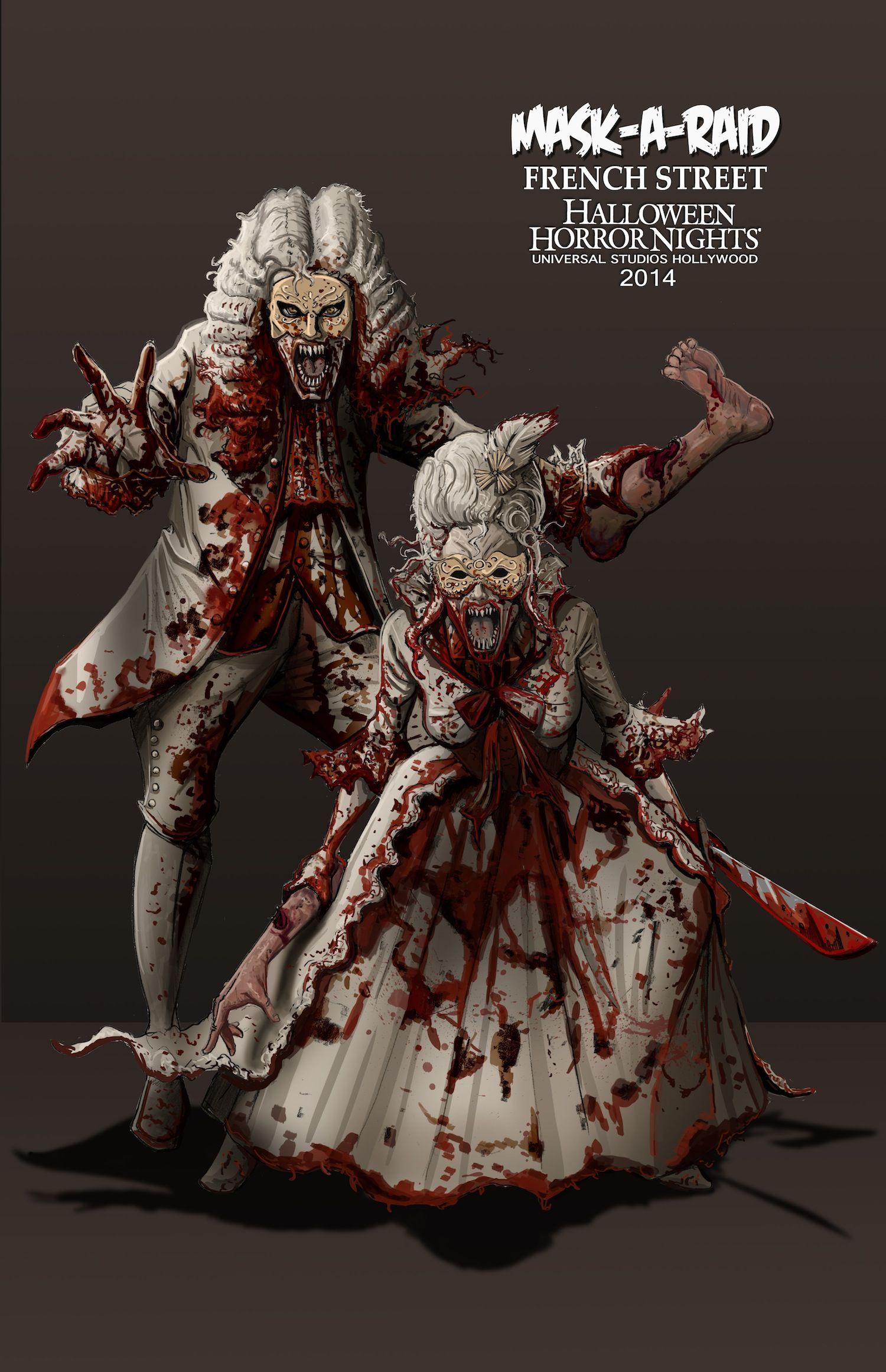 Universal Studios Hollywood's Halloween Horror Nights 2014 will be ...