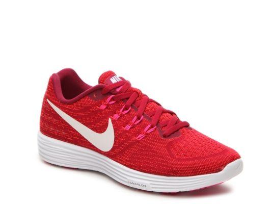 more photos 81857 65277 Women s Nike Lunar Tempo 2 Lightweight Running Shoe - - Red