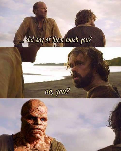 Game of Thrones funny meme. season 5