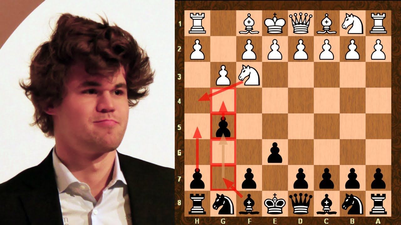 Magnus Carlsen Outrageous Bullet Chess Early G5 Gm Ogrilla Vs