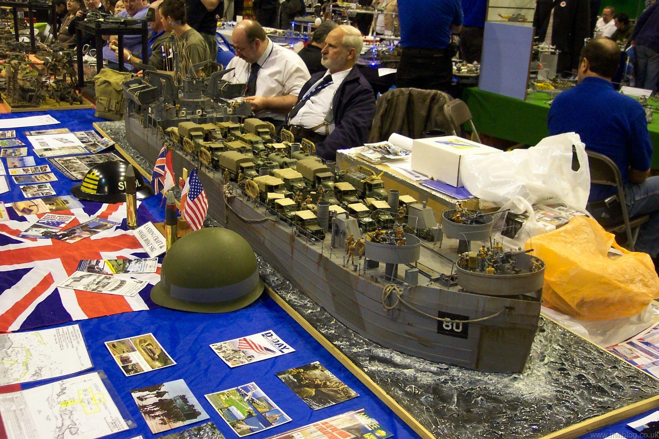 d day landing craft design
