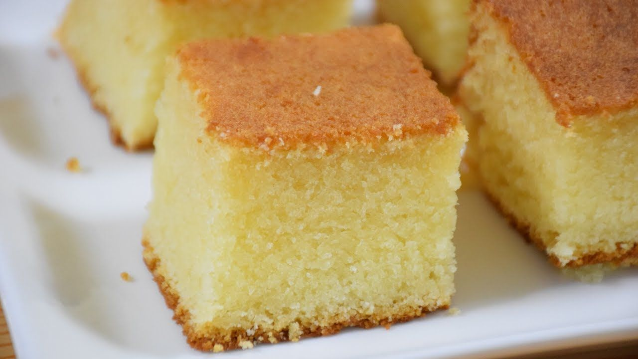 Eggless Sponge Cake Vanilla Sponge Cake With Condensed Milk Super Soft Eggless Cak In 2020 Eggless Cake Recipe Condensed Milk Eggless Cake Recipe Easy Cake Recipes