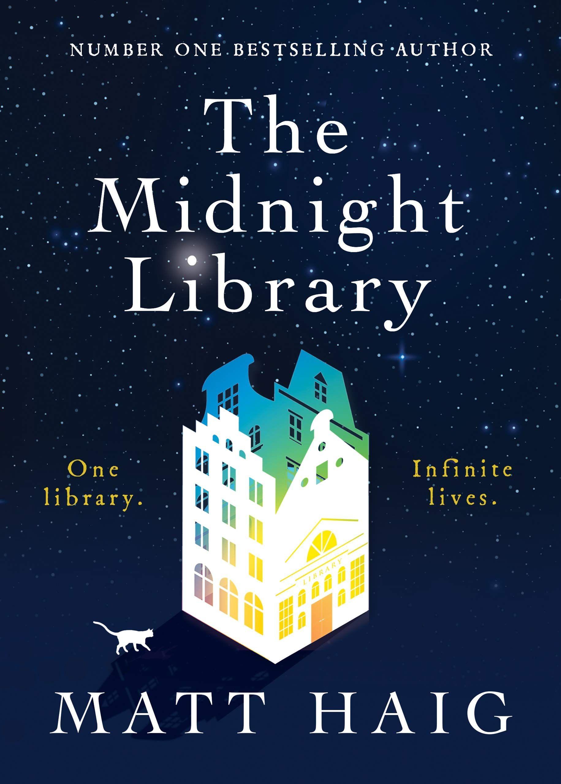 Pdf The Midnight Library By Matt Haig The Midnight Library Best Book Club Books Book Club Books