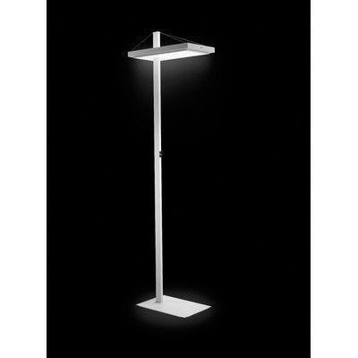 LUXIT Brooklyn Asymmetric Floor Lamp | AllModern