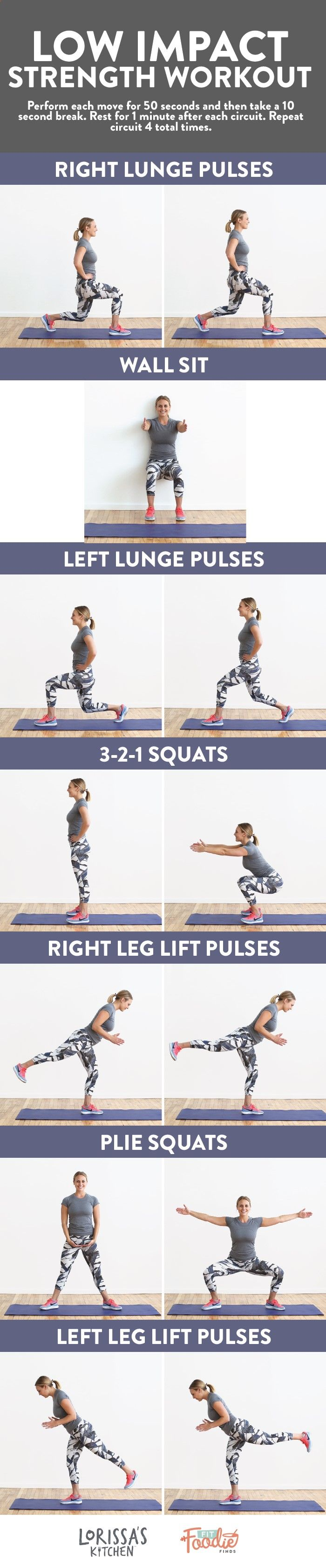 Looking for a lowimpact workout? Try this 32minute low