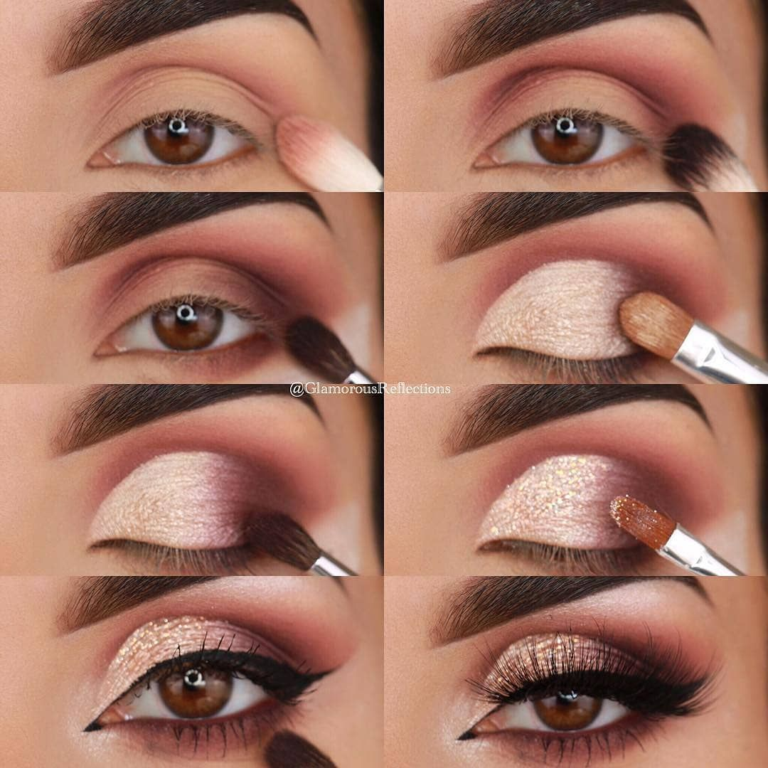 36 Eyeshadow Designs For New Beginner How To Apply