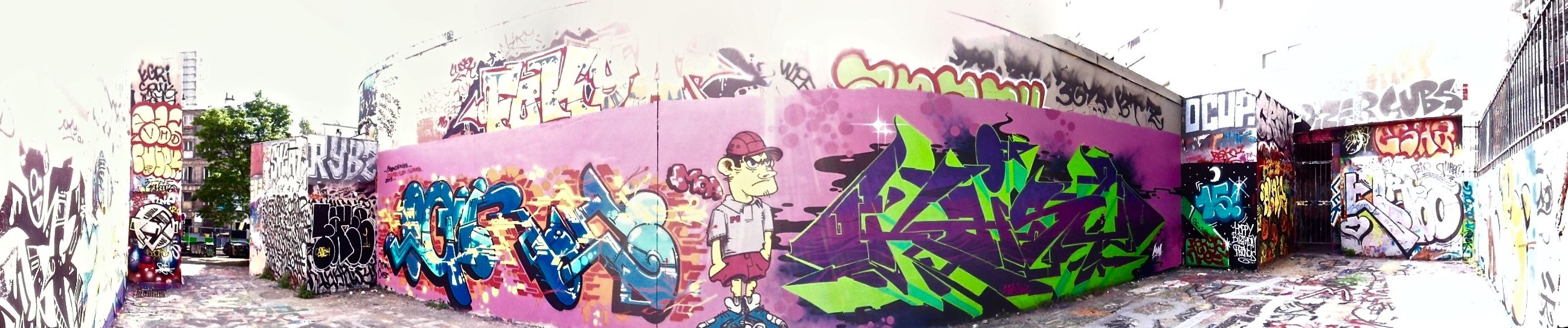 Bombing art - Paris 20