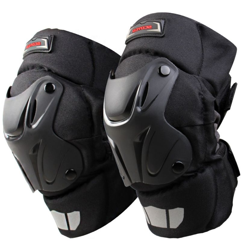 US Motorcycle Riding Knee Guard Protective Protector Pad Armor Off-Road Gear