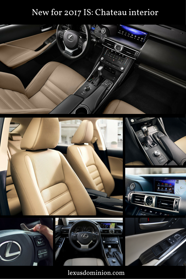 New For 2017 Is Chateau Interior Lexus Models Lexus Chateaux Interiors