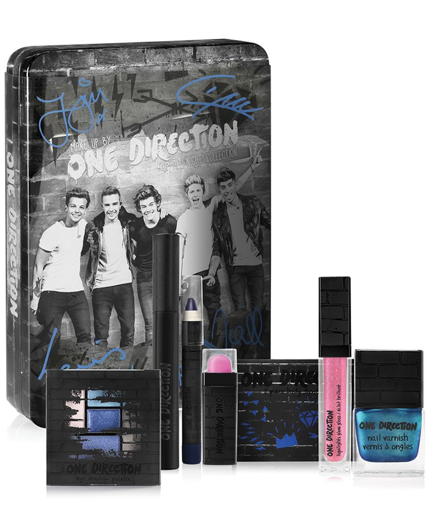One Direction Up All Night Beauty Collection (With images