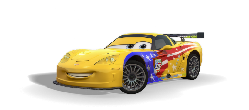 Lewis Hamilton Cars 2 Voice Actor