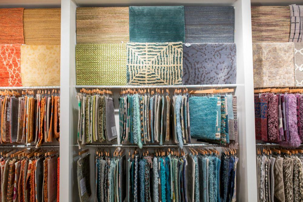 Pin By Surya On Merchandising Carpet Stores Retail Furniture Retail Display