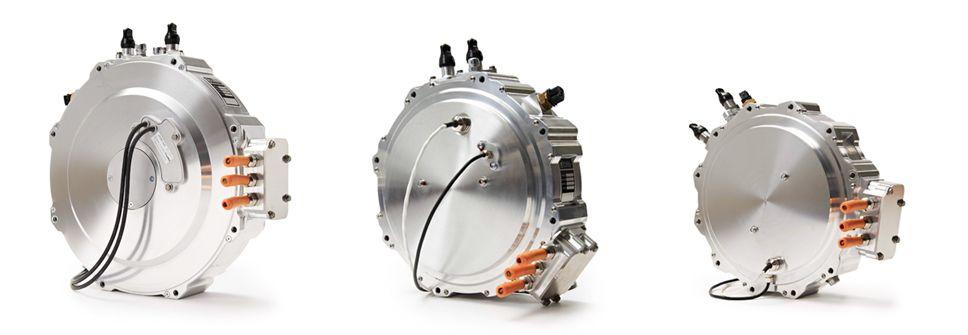 GGGGG YASA Motors » Advanced Axial Flux Electric Motors and