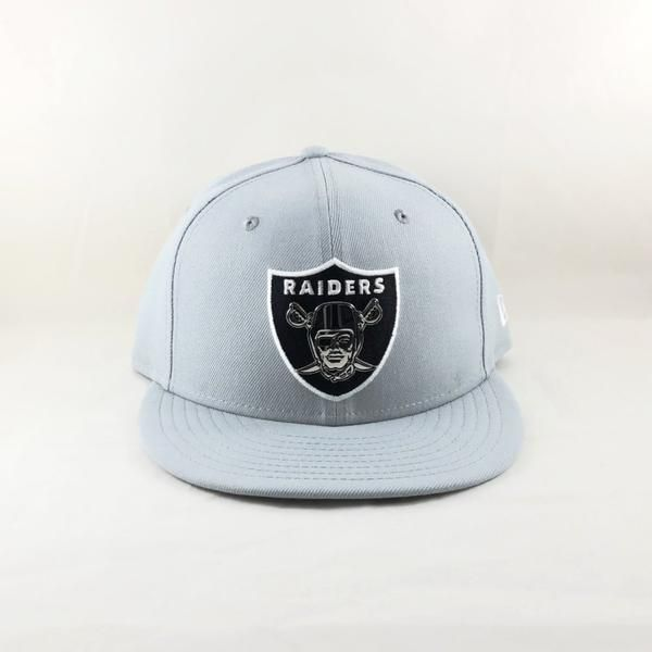 907b098da Metal Thread Oakland Raiders OTC Cap