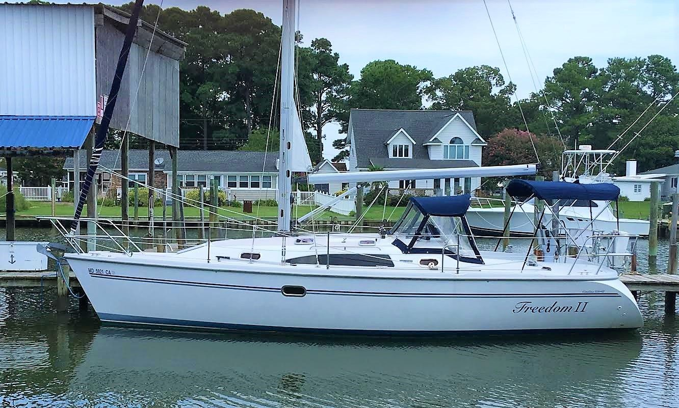 3,000 PRICE REDUCTION FOR SPRING SAILING! CLEANEST
