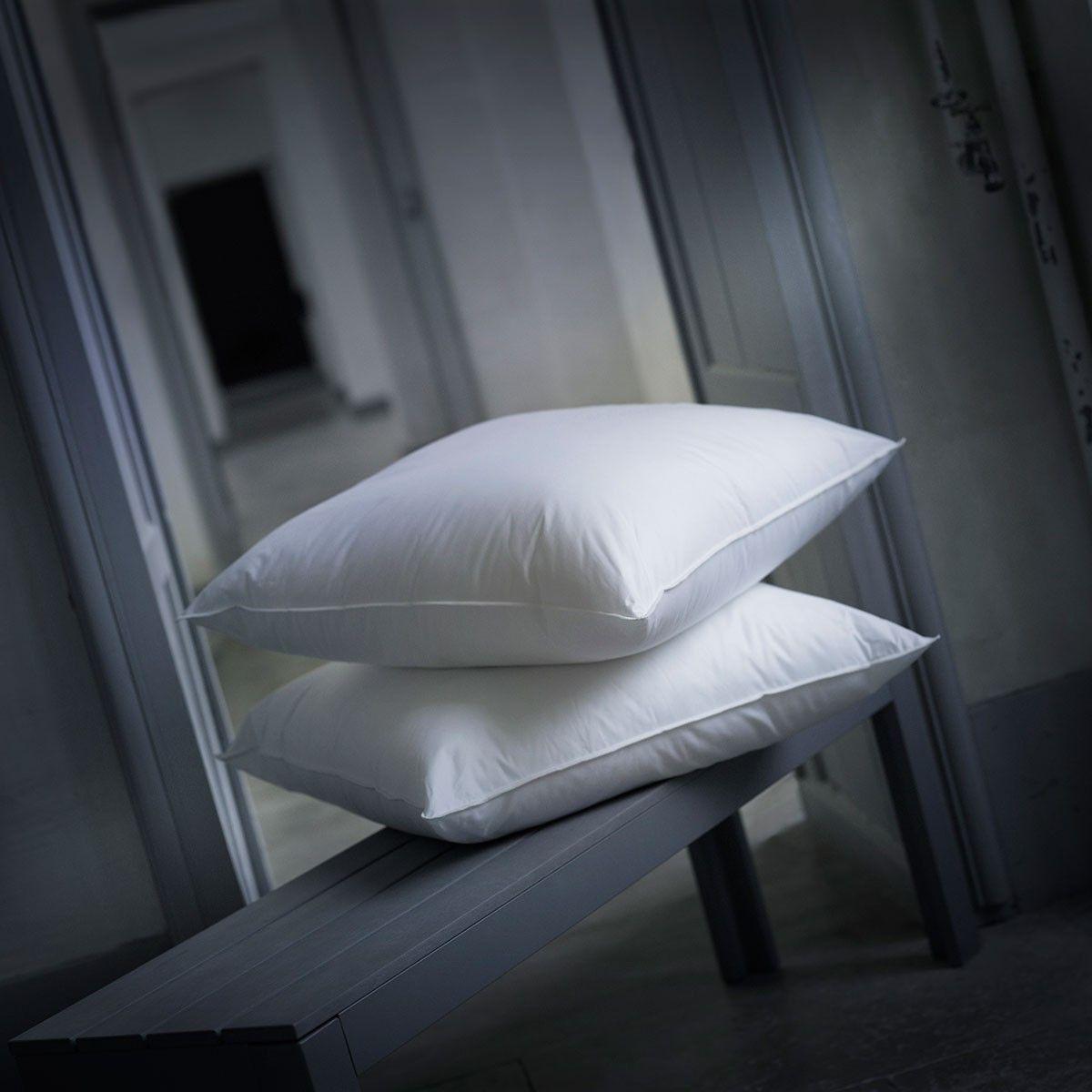oreiller dumas Oreiller moelleux Alliance avec garnissage en microfibre | Dumas  oreiller dumas