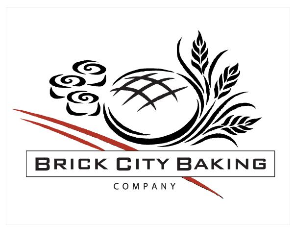 Brick City Baking Company Logo Logo Pinterest Bakery Logo