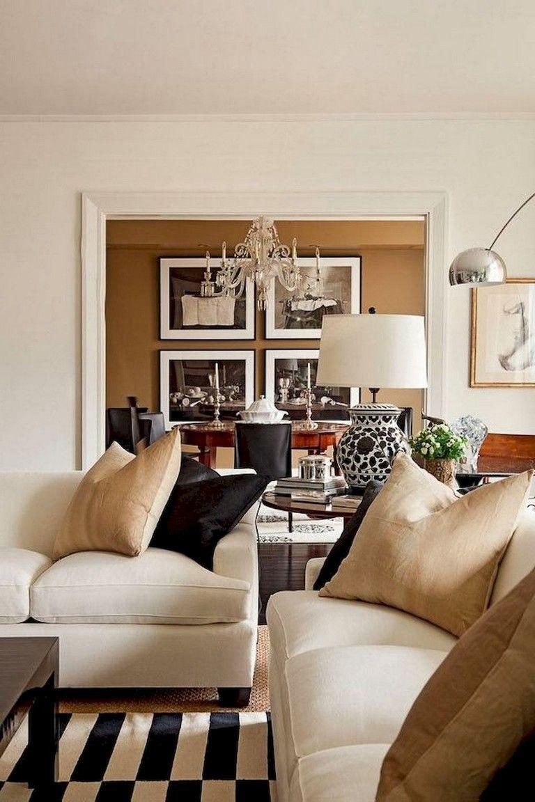 75 Luxury Apartment Living Room In Black And White Style Ideas Livingroomideas Livingroomfurnitur Feminine Living Room Tan Living Room Apartment Living Room Tan and black living room