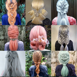 60 Gorgeous Loose Braided Hairstyles For Long Hair To Make You Stand Unique #loosebraids