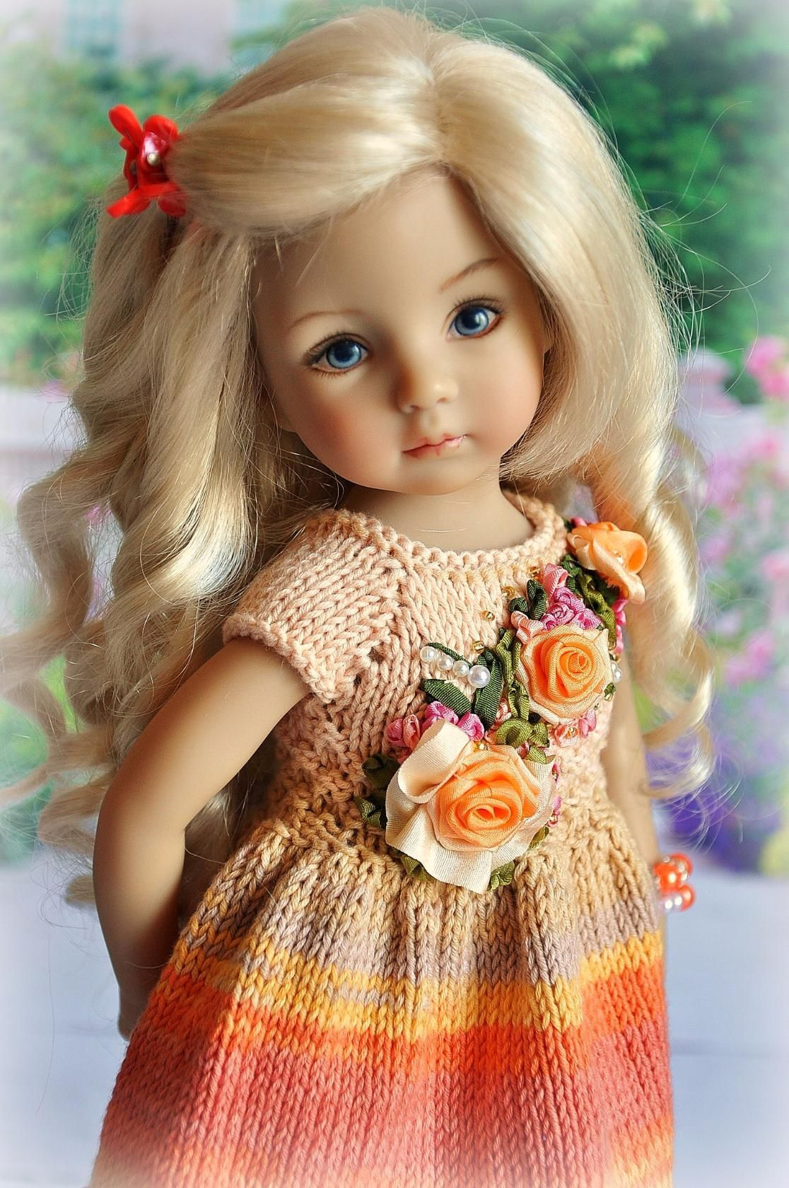 Картинки кукол красивых