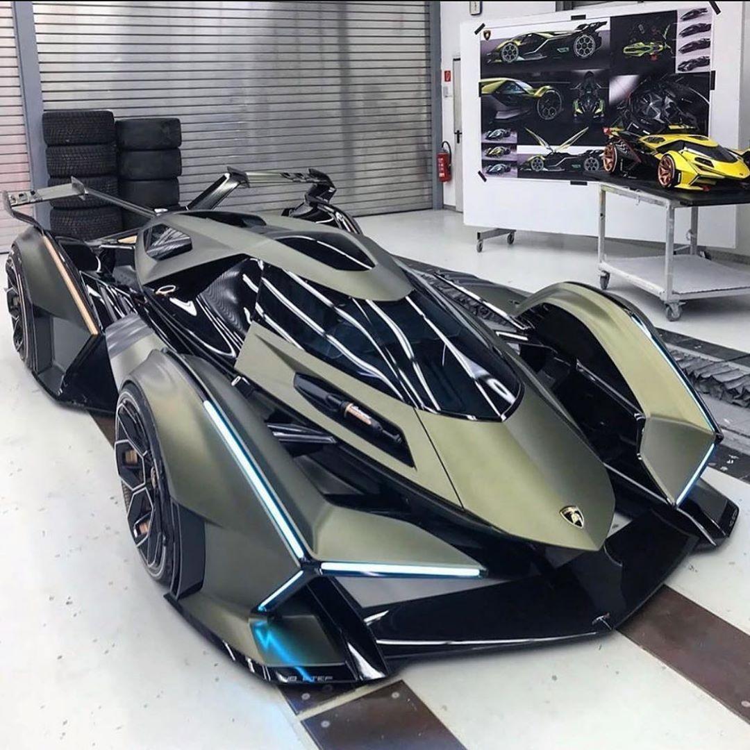 Lamborghini V12 Vision Gt In 2020 Best Luxury Cars Lamborghini Cars Super Cars