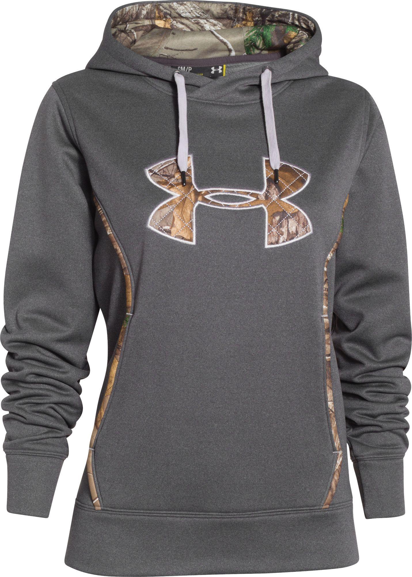 a050768b52392 Under Armour Mens Storm Caliber Hooded Sweatshirt Polyester – EDGE ...