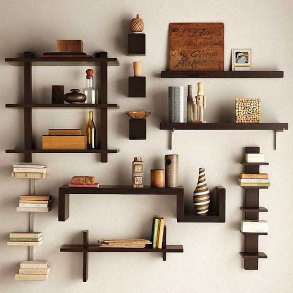 Floating Shelves Design 10 diy floating shelf projects | adam s, shelves and wall art decor
