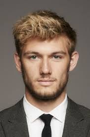 Image Result For Male Actor With Short Blonde Hair Lia Savje