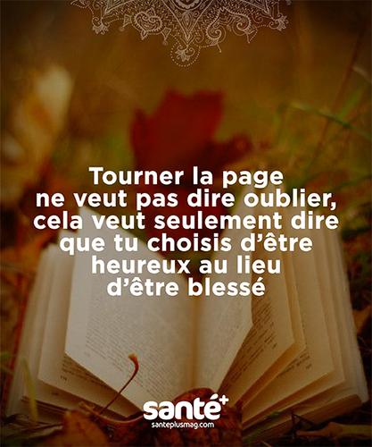 Tourner La Page Belles Citations