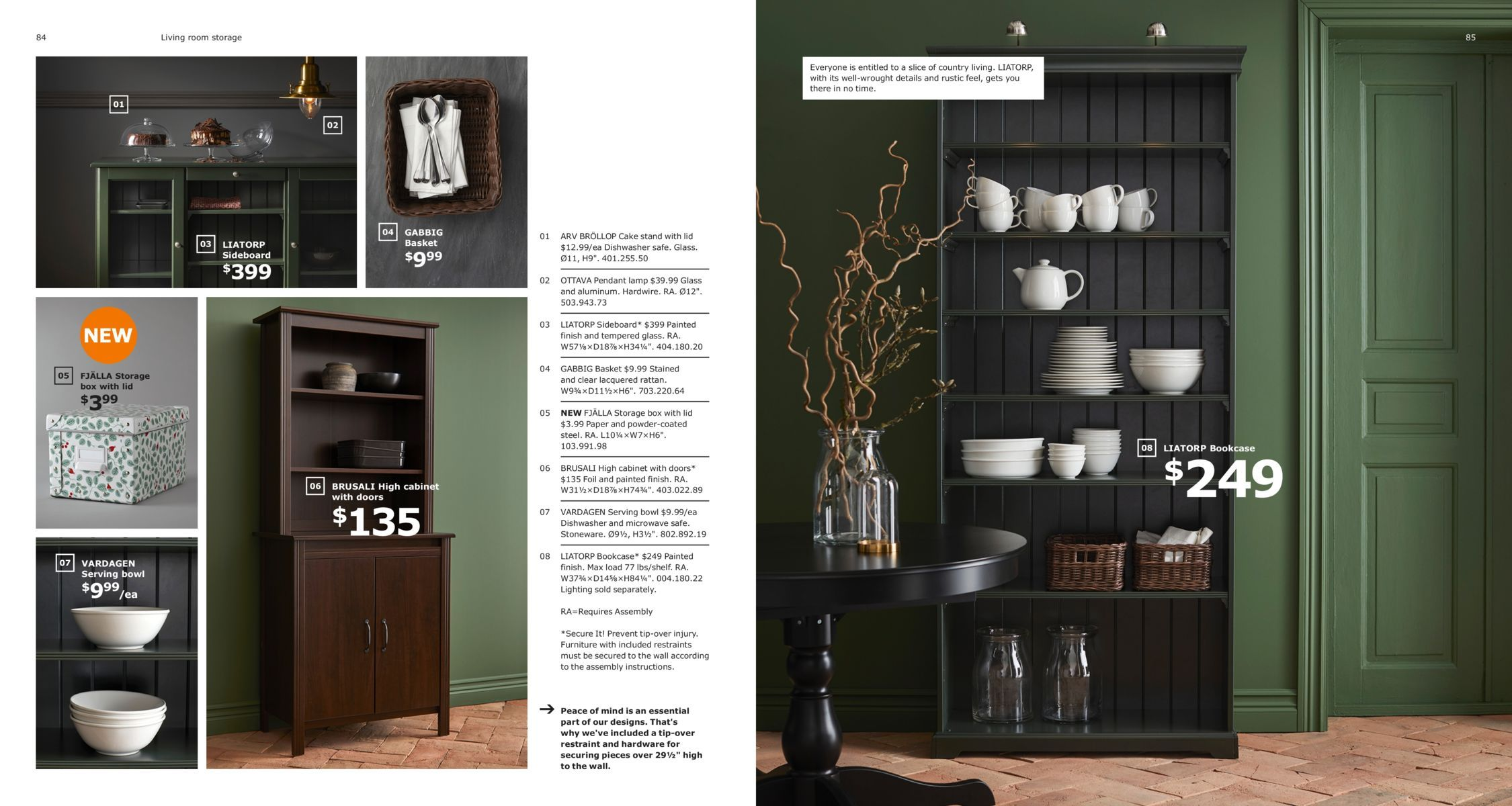 living room storage  2019 ikea catalog  ikea catalog