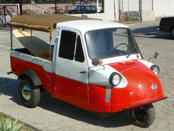 1965 Daihatsu Midget Mp4 Coches Antiguos Coches Y Motonetas
