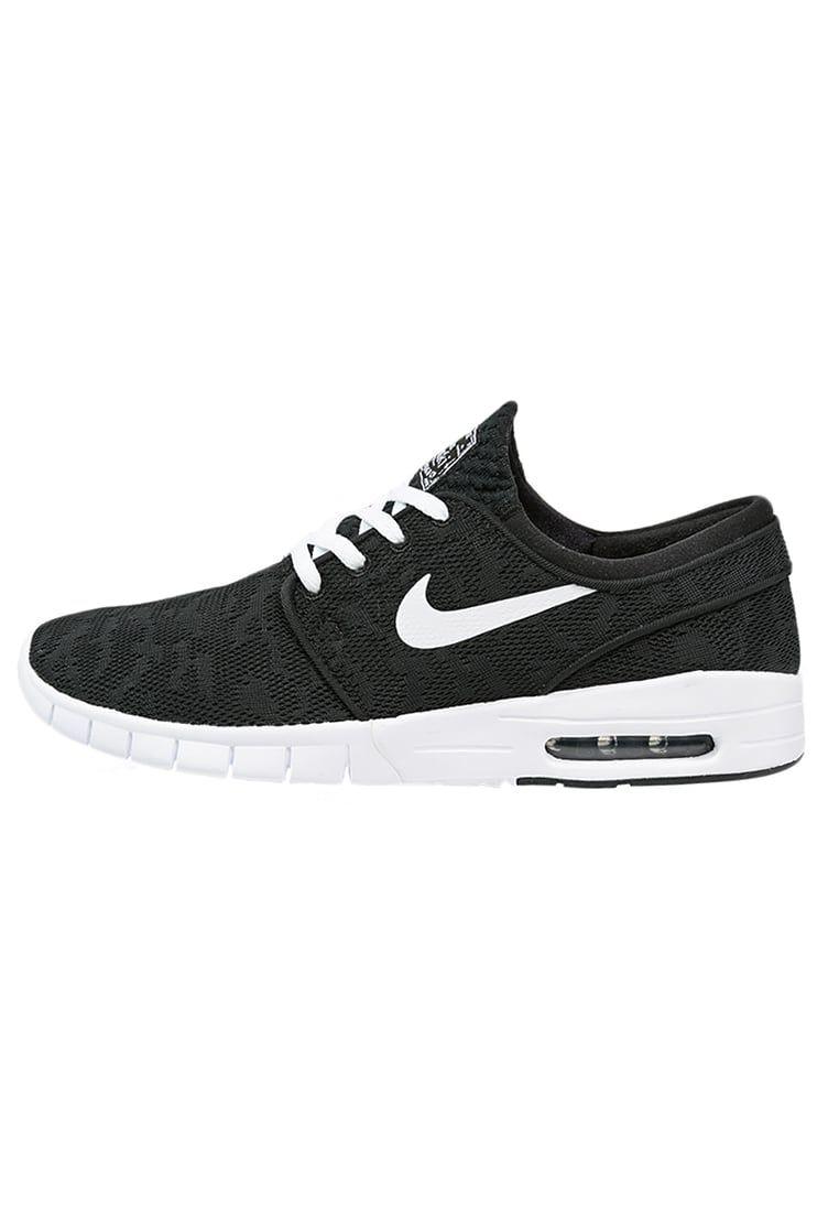Baskets basses Nike SB STEFAN JANOSKI MAX - Chaussures de skate - black noir …