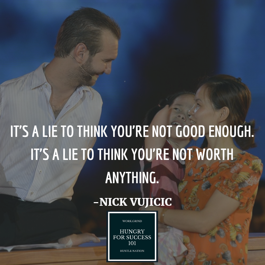 25 Amazing Quotes And Words Of Wisdom From Nick Vujicic