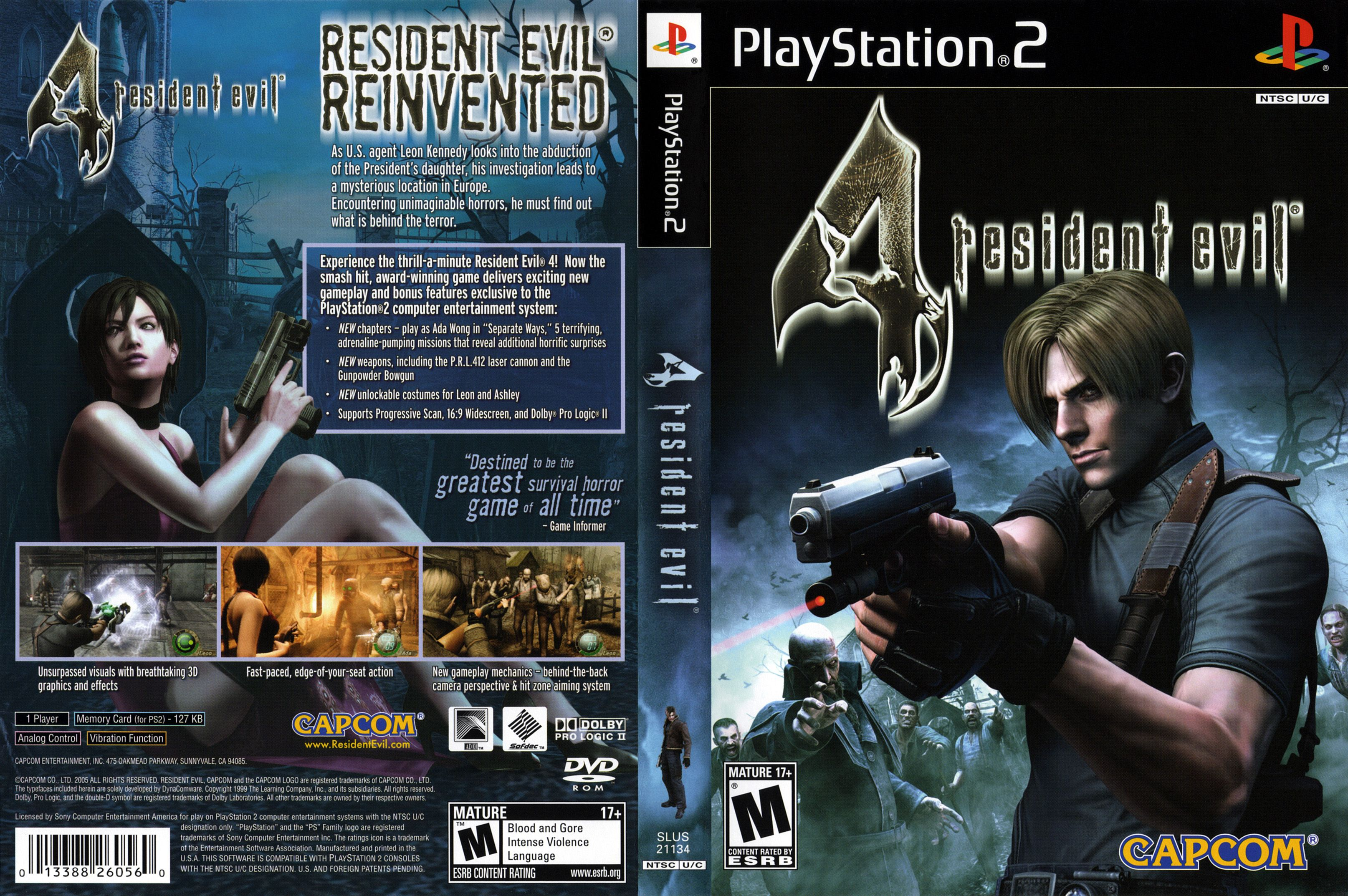 Resident Evil 4 review Unless you've been hibernating in a