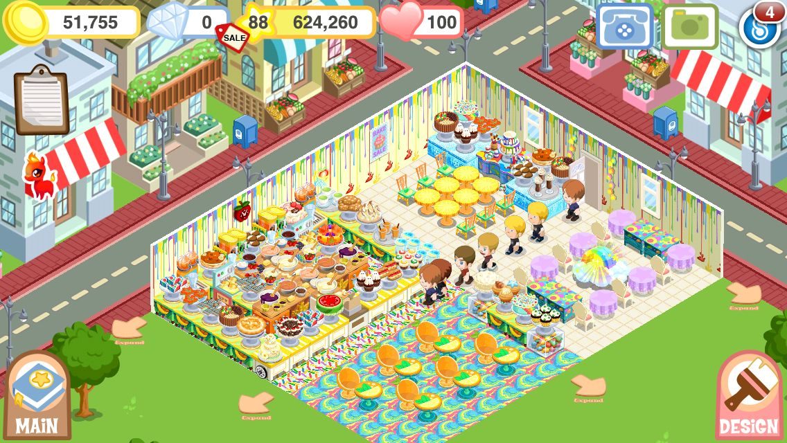 My Bakery during the healthy oven and resolute drink goal