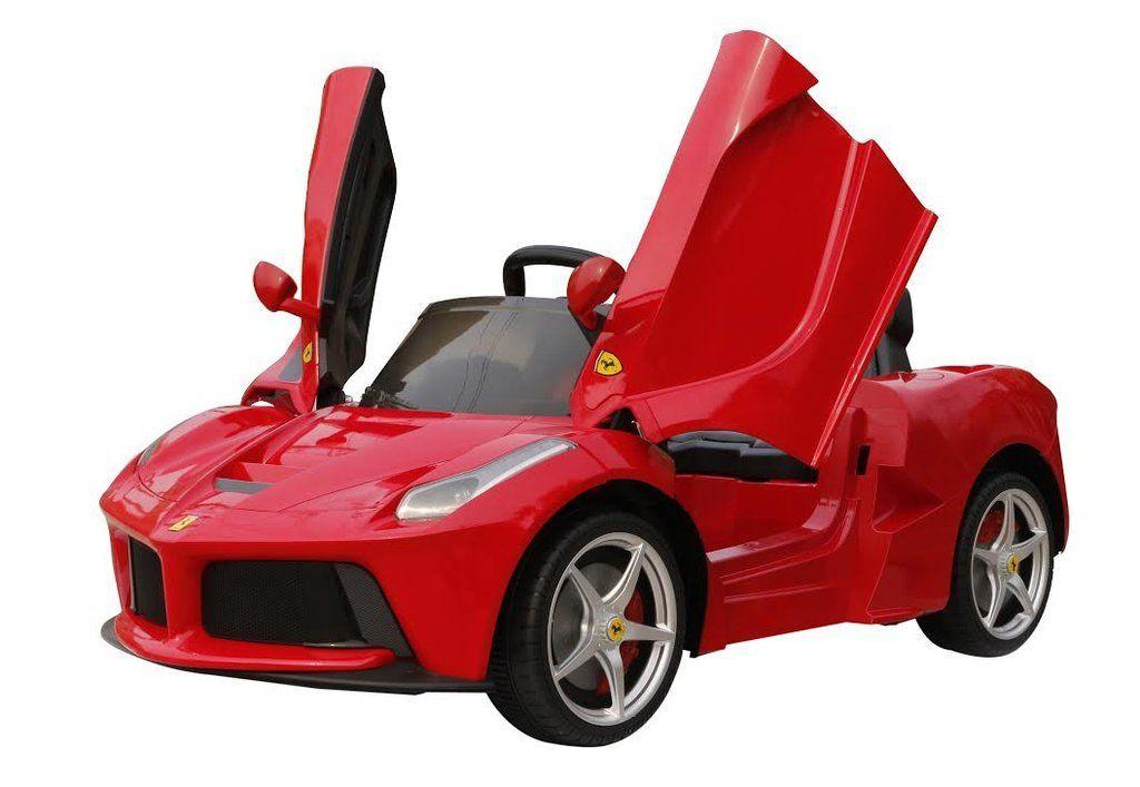 laferrari licensed vehicle battery powered ride on sports car for kids 12v