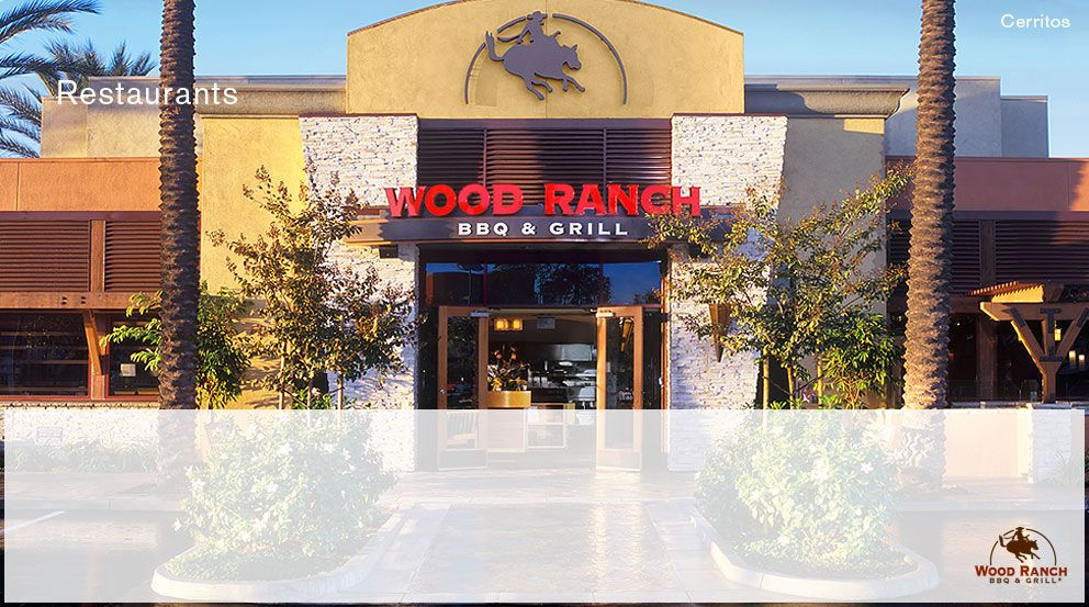 Wood Ranch Catering WB Designs - Wood Ranch Arcadia WB Designs
