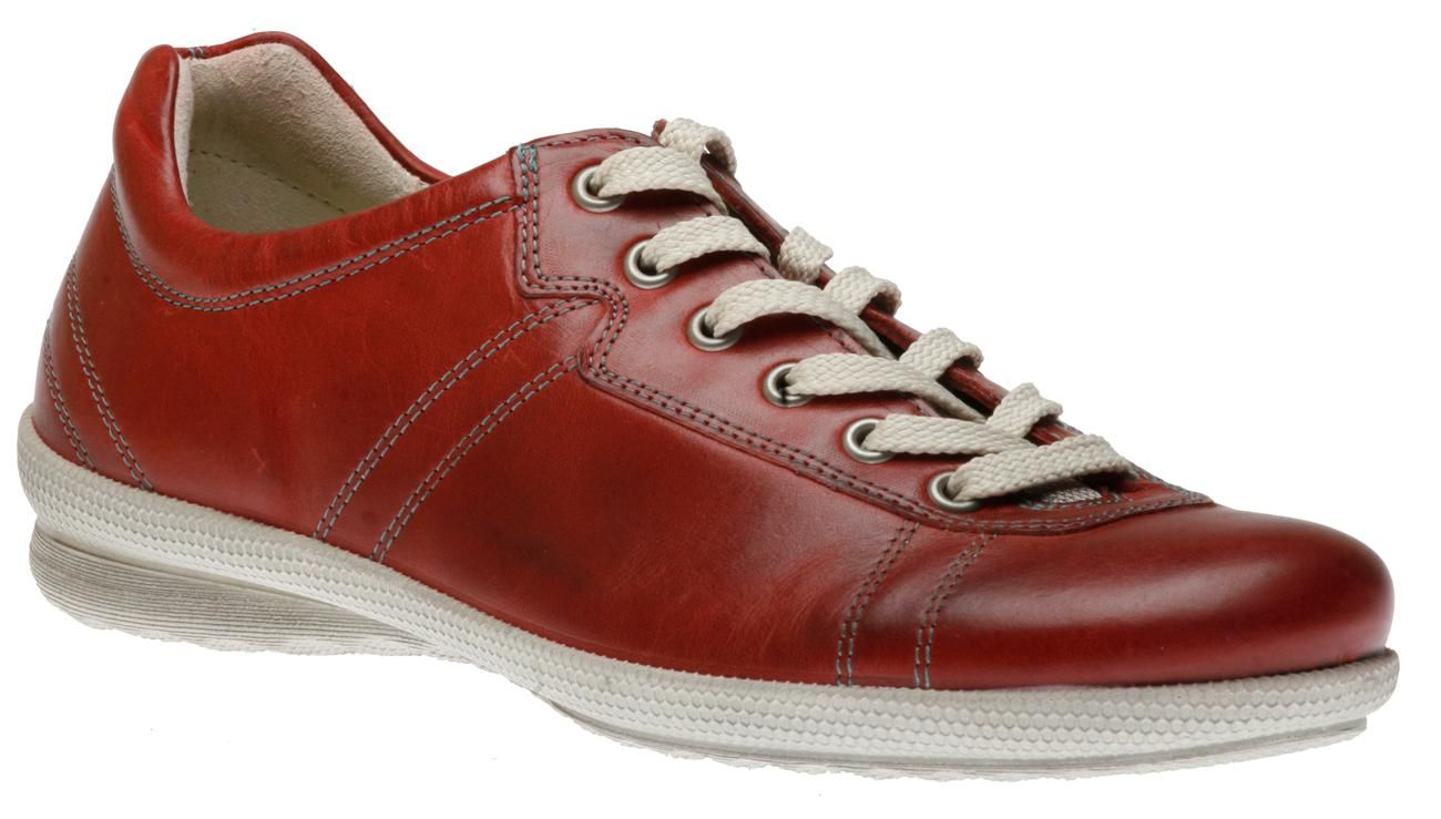 Ecco Hill Light Red 2465337414 Women s Casual Shoes  b67ef3a243914