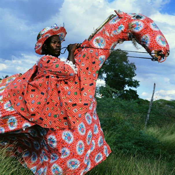 Phyllis Galembo travels the world photographing some of the best dressed people you will ever see.   By Cassie
