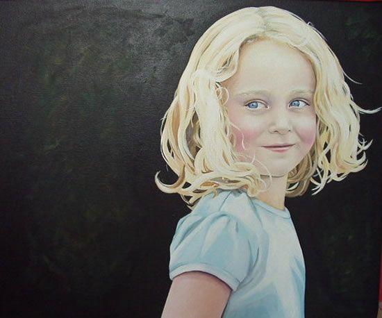 Child Portrait Painting                                                                                                                                                                                 More