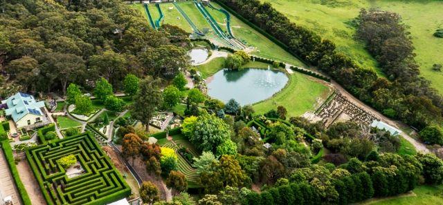 home-slider-aerial   Enchanted adventure garden, Family ...