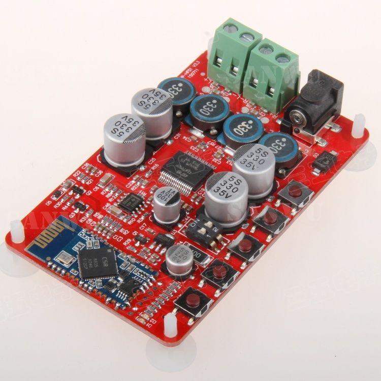 Details about TDA7492P 50W+50W Wireless Bluetooth 4 0 Audio