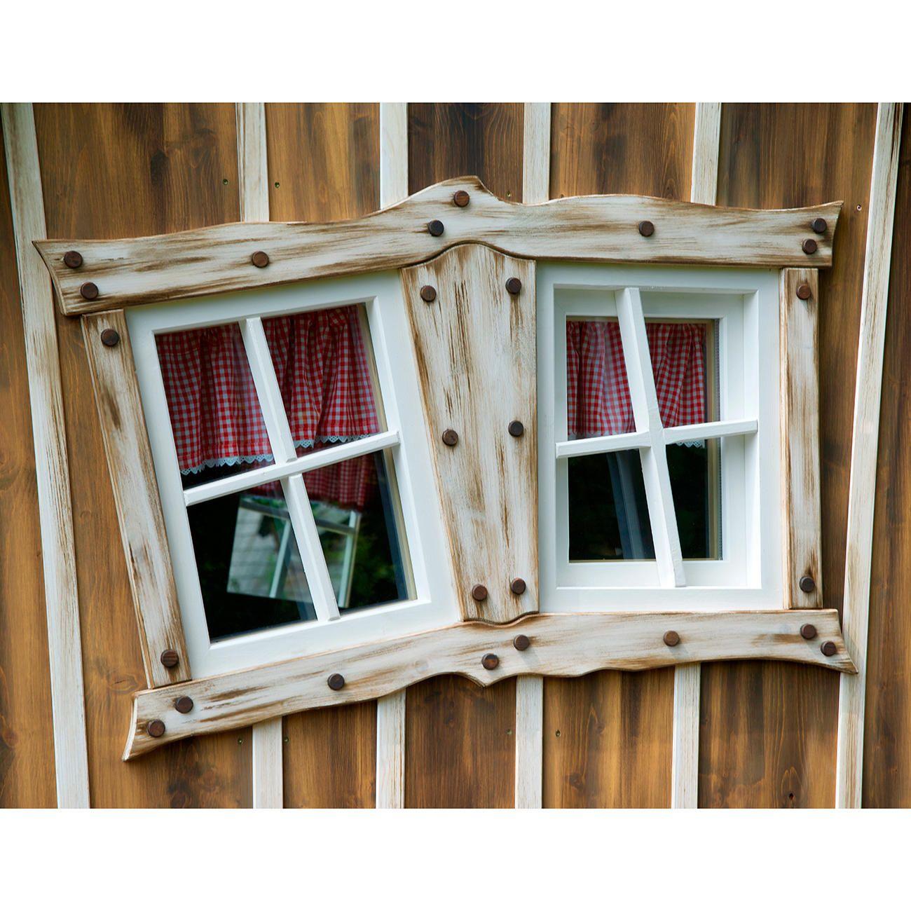 "Zauberhaft ""windschiefe"" Fenster (Modell ""Lieblingsplatz"
