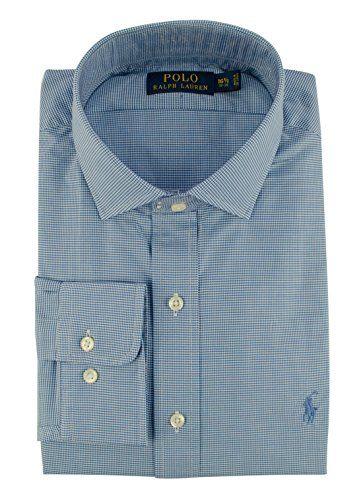 POLO RALPH LAUREN Polo Ralph Lauren Mens Estate Houndstooth Dress Shirt.  #poloralphlauren #cloth