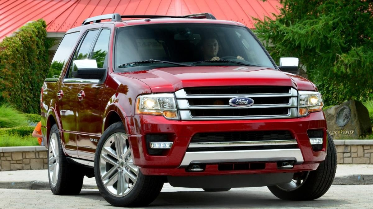 2015 Ford Expedition Ltd Base Price 56 995 As Tested Price