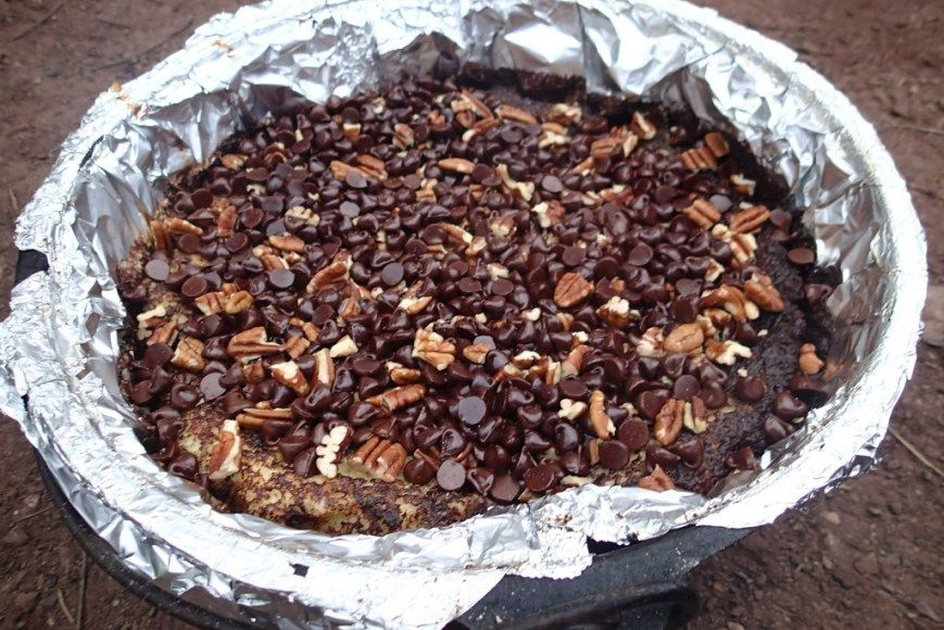 Dutch Oven Mississippi Mud Cake Recipe Mississippi Mud Cake