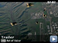 Trailer for Act of Valor, a movie acted by active duty Navy SEALs, not actors
