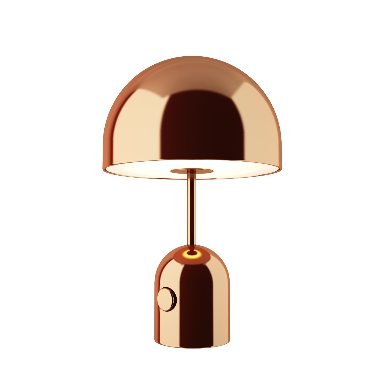 Bell Table Lamp Copper By Tom Dixon Dimensiva Table Lamp Lamp Led Pendant Lights